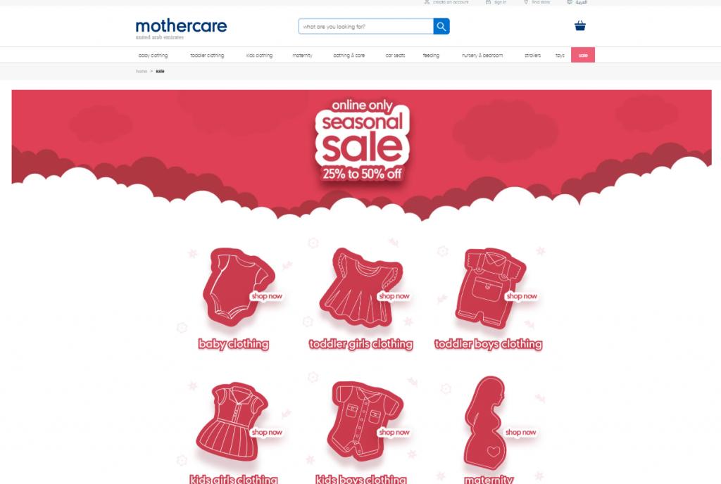 Mothercare Voucher