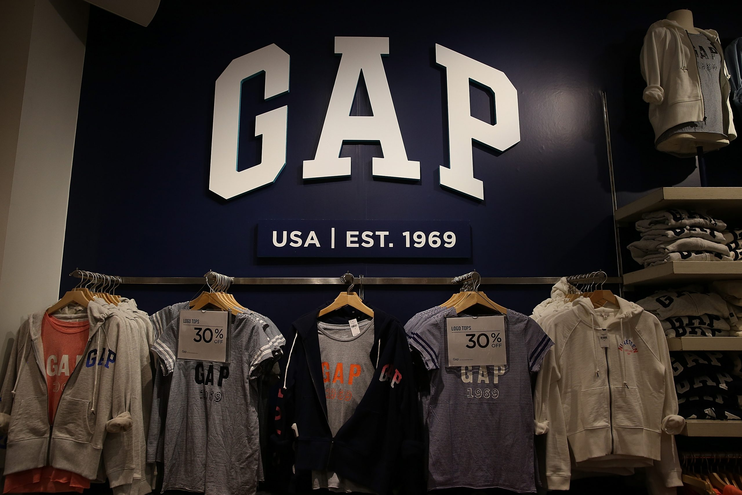 Top GAP Outfits for Men and Women
