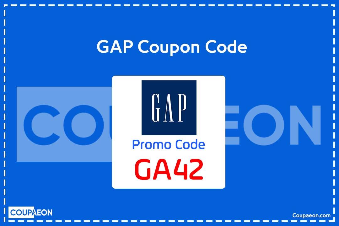 GAP UAE Promo Code 2021
